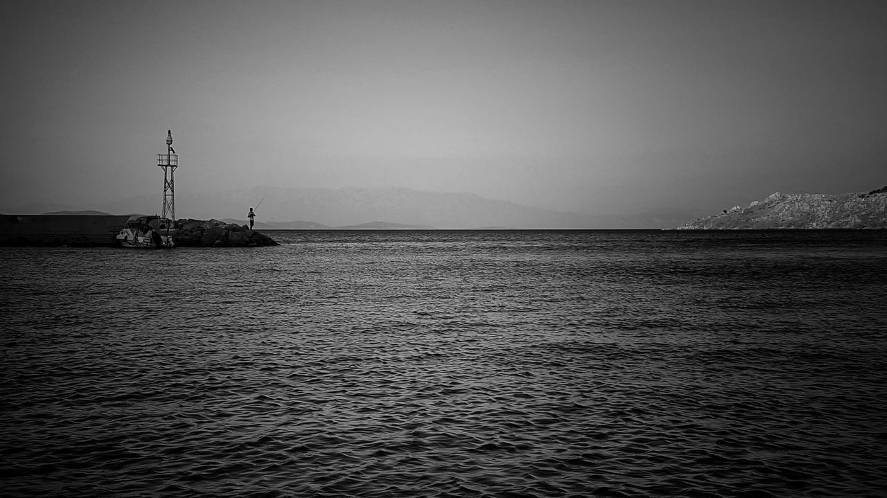 Port Life Fishing Village Blackandwhite Photography Simple Photography Capture The Moment Fisherman Fishing Port Blackandwhite Localscene Real Scene Fishing Time Man Black & White Sea View Seascape Village Life Horizon Over Water Black&white Fishermen's Life Summer Views Local Culture Localphotography Malephotographerofthemonth - Greek Islands Chios Greece