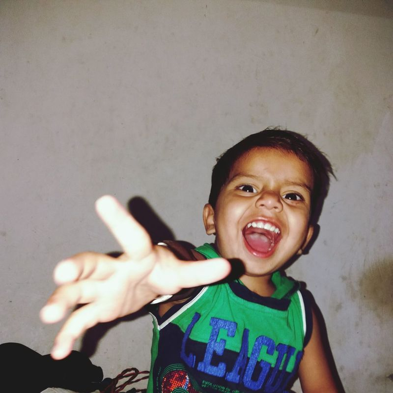 Childhood Child Innocence Eagerness Smile❤ Happiness