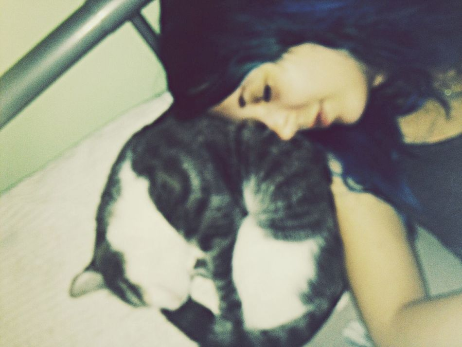 Kitty kat. I love you baby. America <3 Loveyou♥