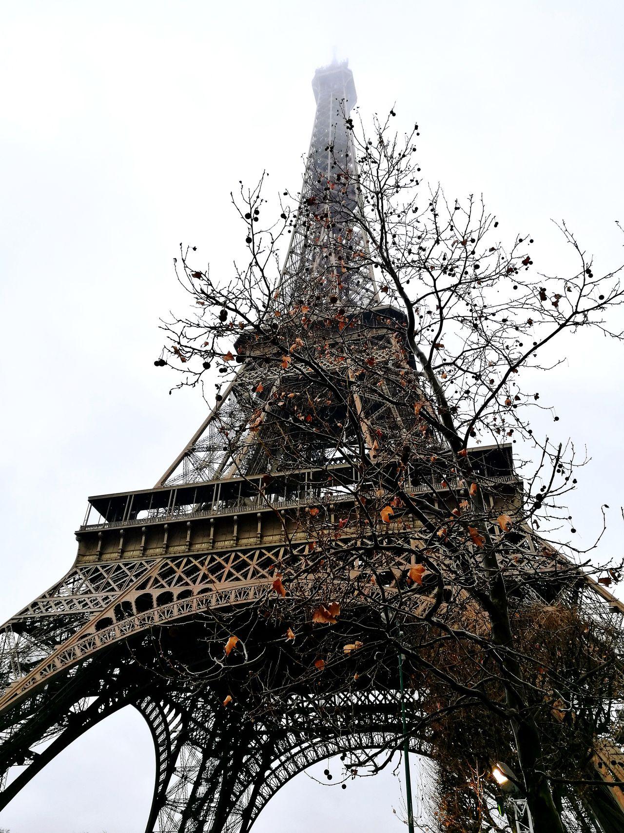 History Cultures Sky Day Outdoors EyeEmNewHere EyeEm Best Shots Close-up Landscape Scenics Light Effect Architecture Fog Cloud - Sky Tour Eiffel, Paris. Paris ❤ Love