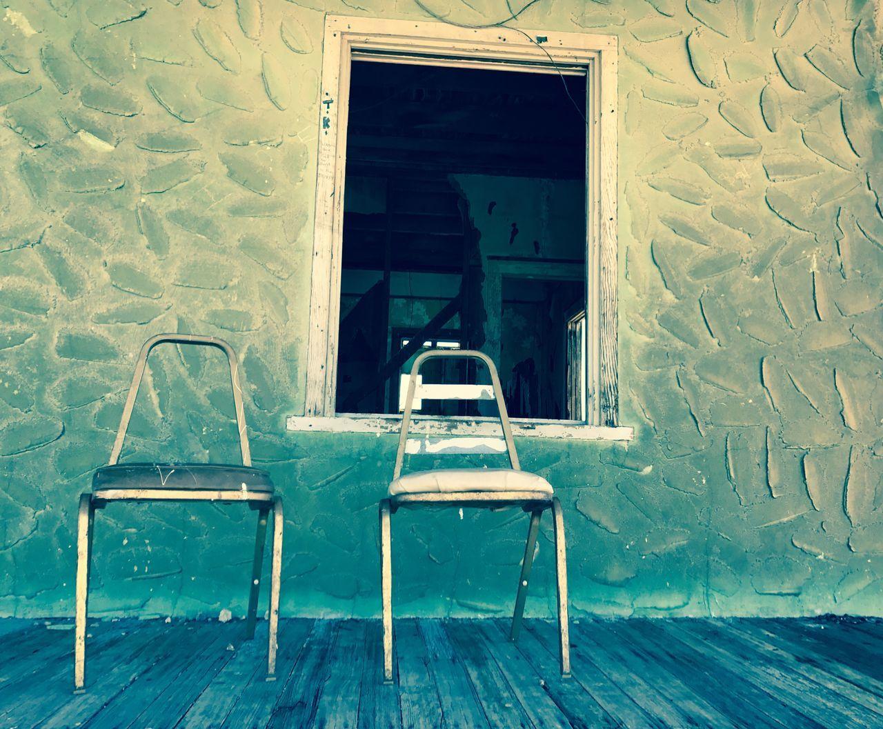chair, no people, indoors, table, open door, day, architecture