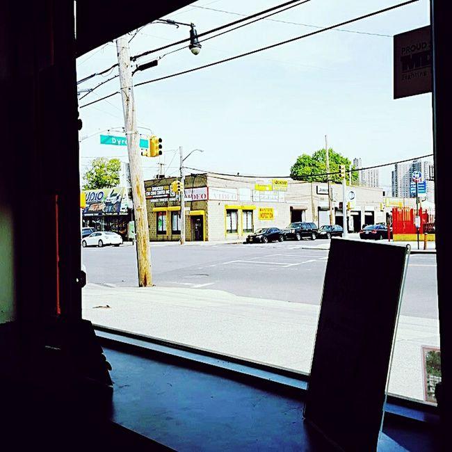 At glance. Bronx New York  Waiting
