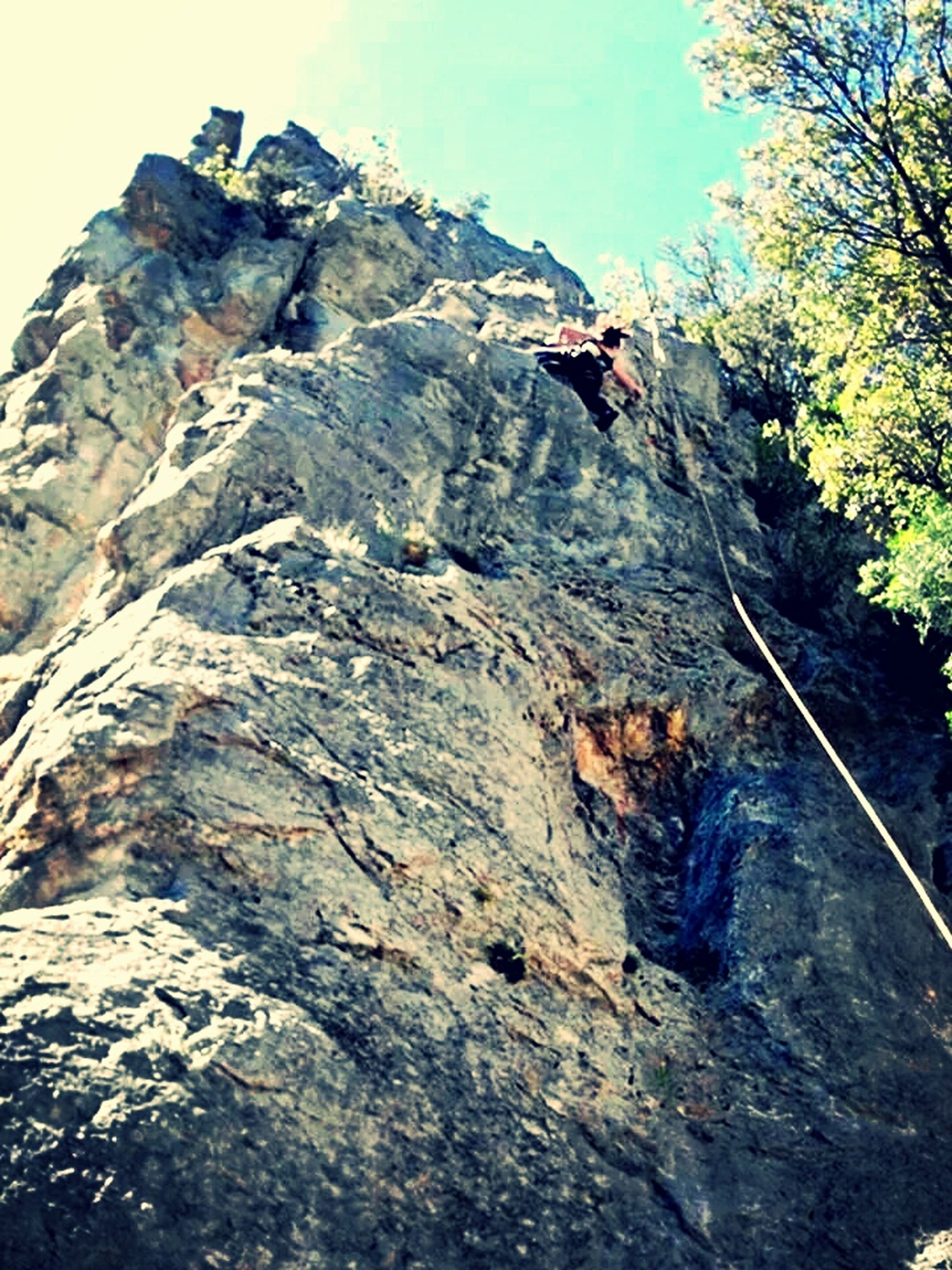 Climbing, Love My Sport❤ Enjoying Nature