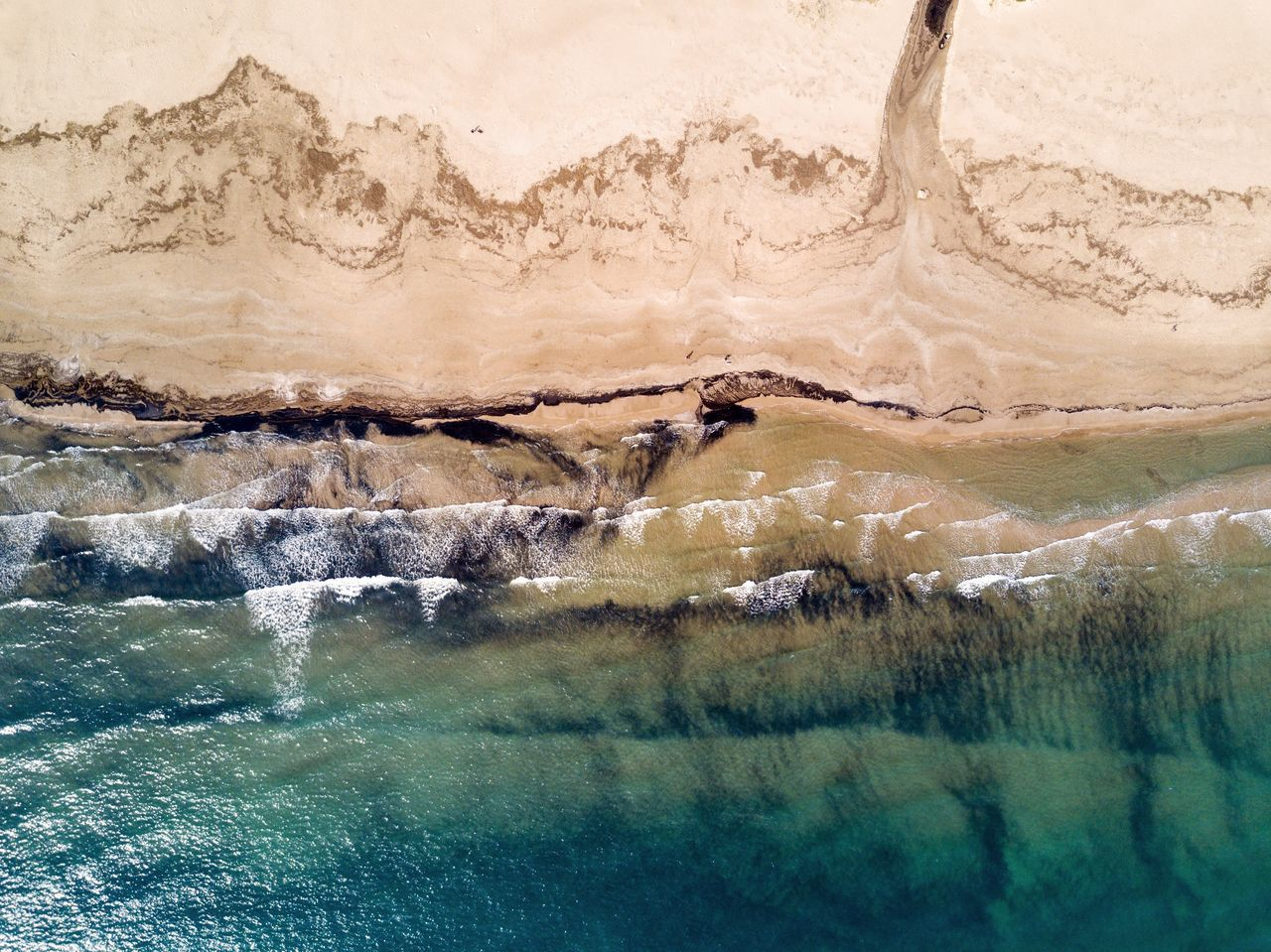Distant shores Water Waterfront Nature Beauty In Nature Day Motion Outdoors No People Scenics Power In Nature Waterfall Drone  Comunitat Valenciana València Dronephotography Aerial View Mediterranean