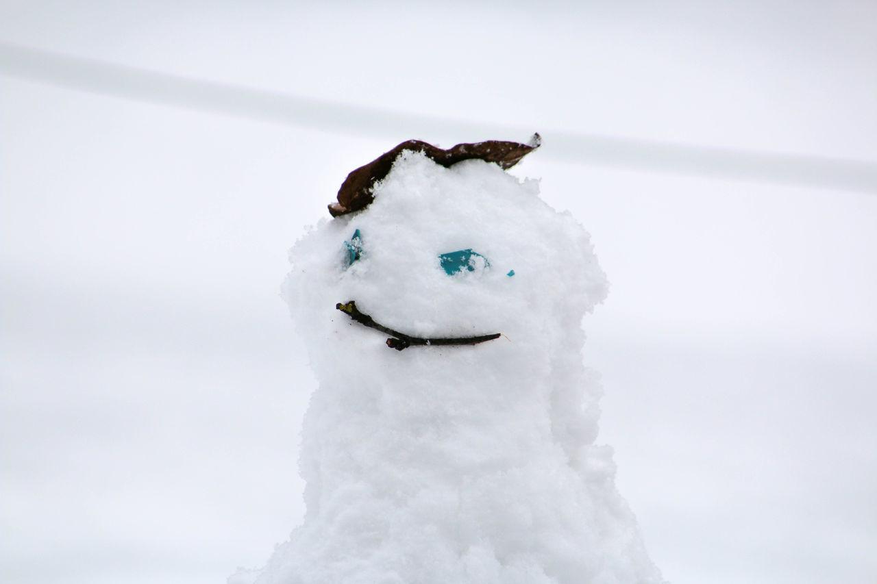 Beautiful stock photos of schneemann, snow, winter, cold temperature, no people