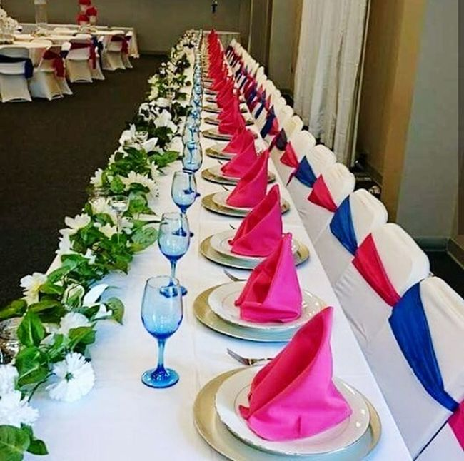 Wedding Party Of 30