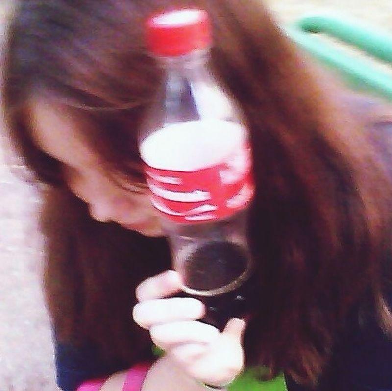 """И на бутылках """"Coca Cola"""",напишут наши имена:D"""