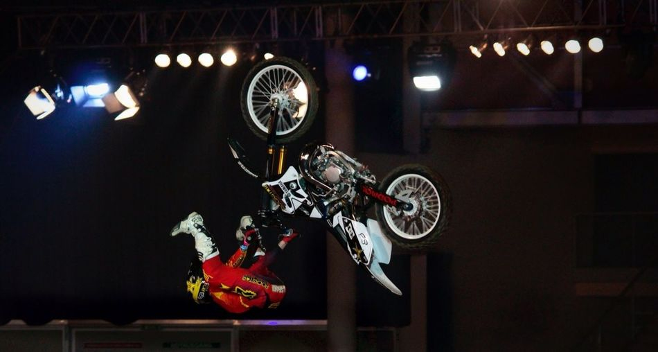 Night Of The Jumps  Freestyle Motocross Sport Motocross