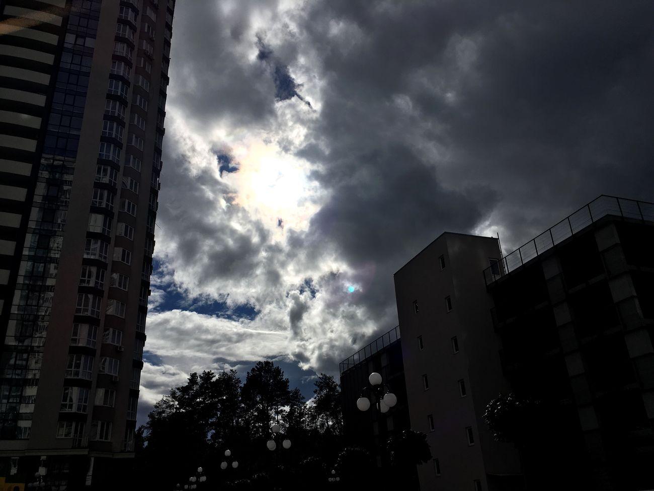 Sky Clouds & Sky