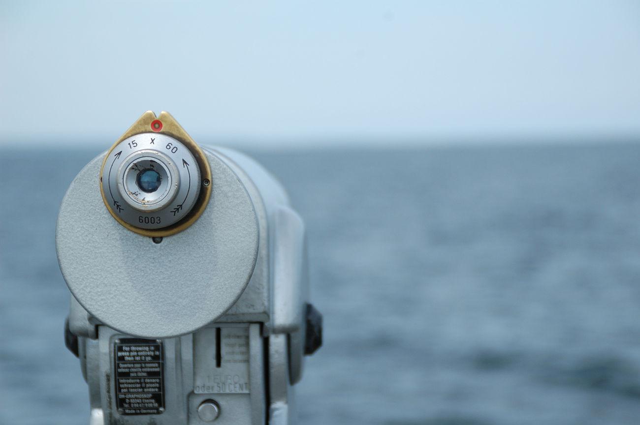 Zinnowitz Telescope Vacation Baltic Sea