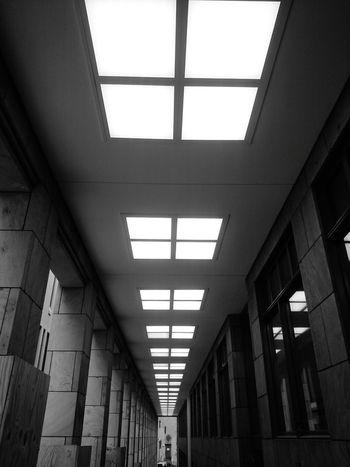 Line /// Perspective Light Geometric Abstraction Urban Geometry Schirn Blackandwhite Photography