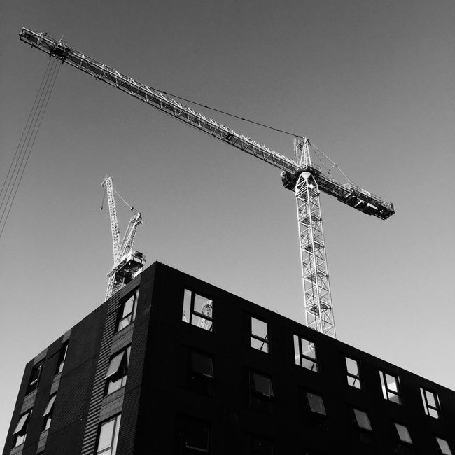 Crane Baltic Triangle Architecture Liverpool