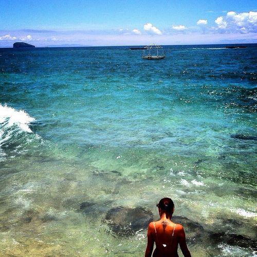 Deep Blue Sea..
