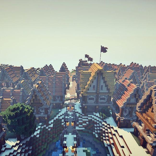Minecraft Erabol Kingdom. Minecraft MinecraftKingdom MinecraftMedieval MinecraftShaderPack