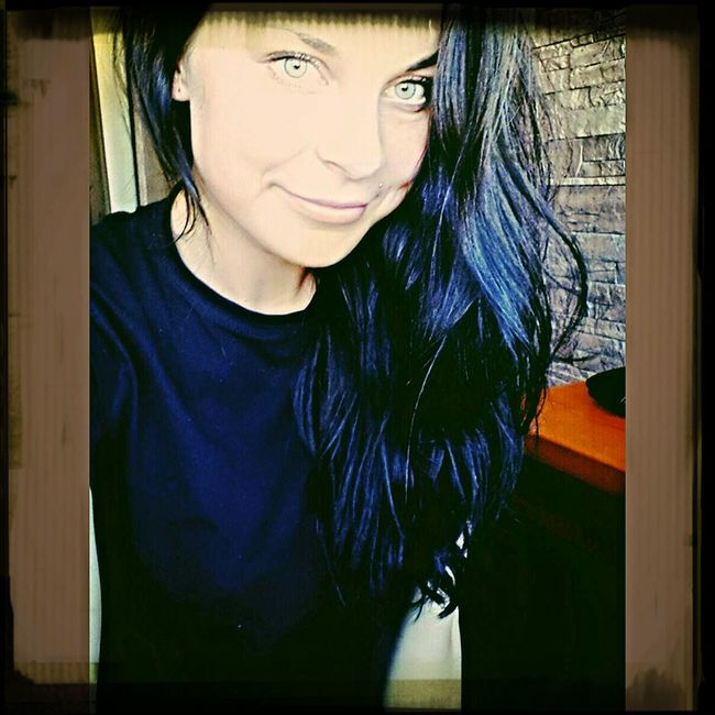 Smile Blue Eyes