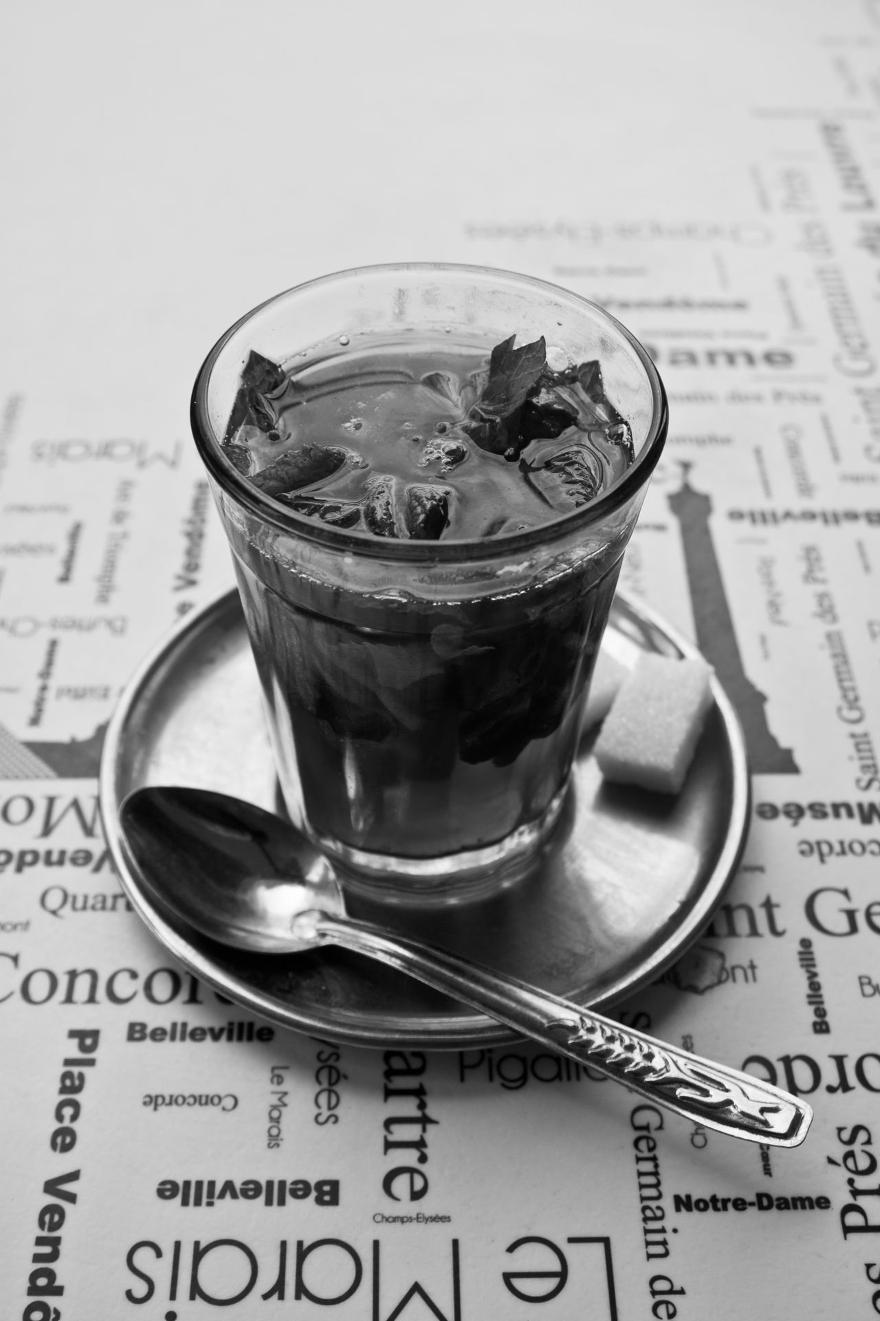 Black Black And White Black And White Photography Blackandwhite Blackandwhite Photography Bw Bw_collection Glass - Material Peppermint Street Photography Streetphotography Tea Tea Time Tee