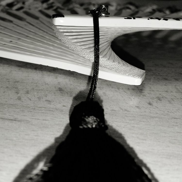 Black And White Photography Chinese Fan Closeupshot