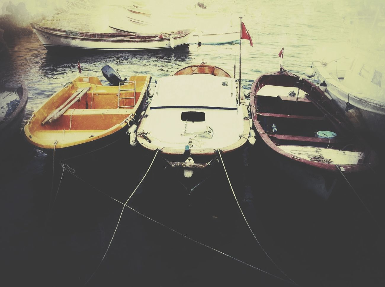 At Burgazada Photography Taking Photos Boats