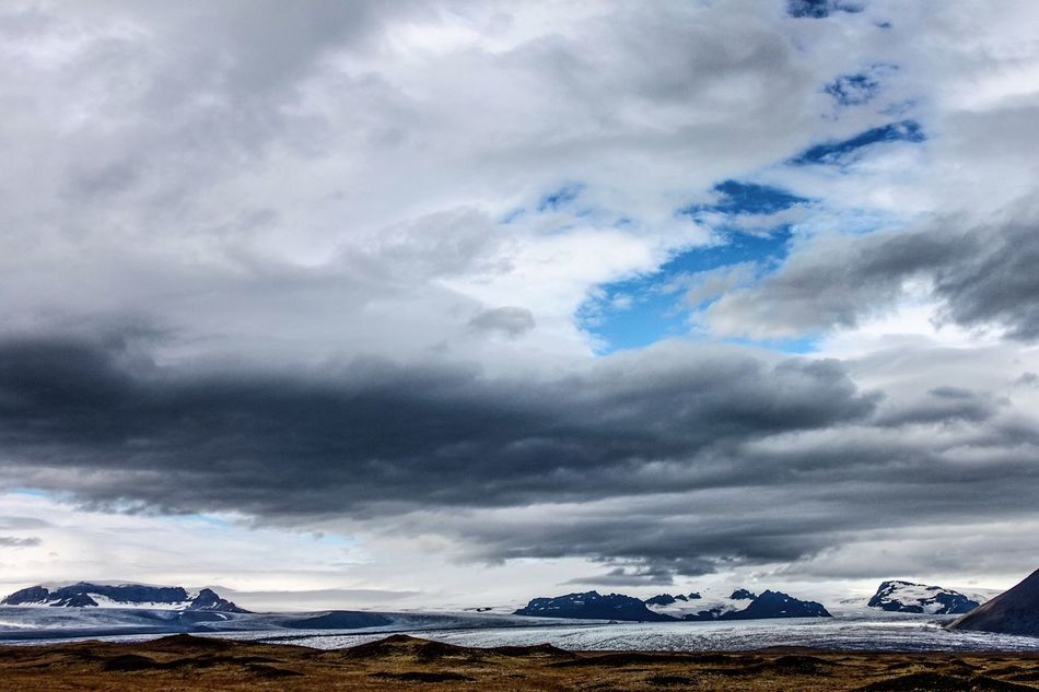 Beauty In Nature Cloud - Sky Glacier Great Landscape Iceland Iceland Trip Iceland_collection Landscape