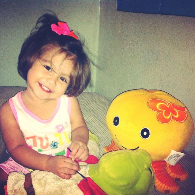 My Baby Girl <3 Nicaragua