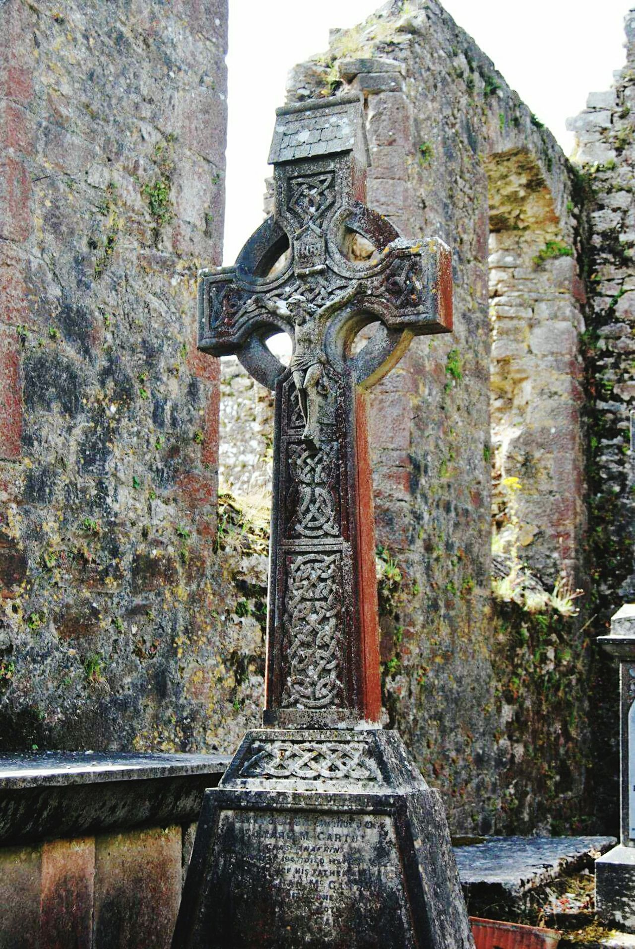 Celtic Celtic Cross Ireland🍀 Irland Great Britain Hanging Out Taking Photos Hello World Travel Photography Travel Destinations Großbritannien Landscape #Nature #photography