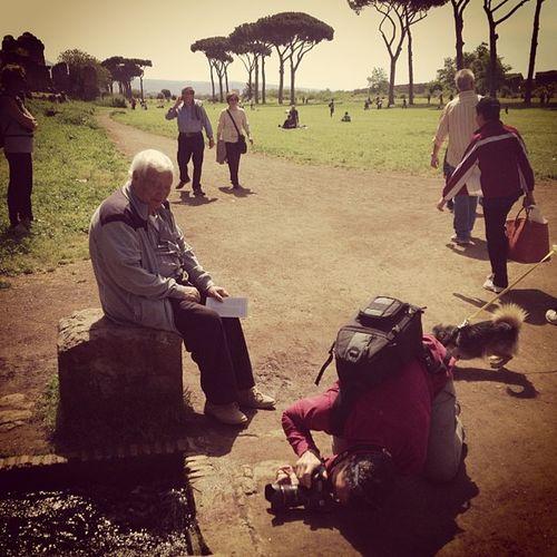Rome Roma Fotografia Corso Studioday Acquedotti Bestpointofview Beniculturali