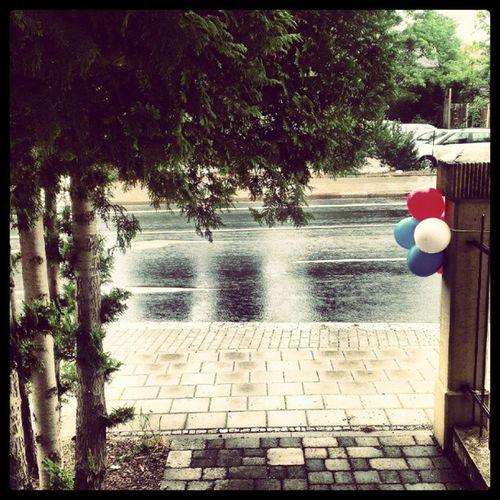 Rain! Rain? Rain!