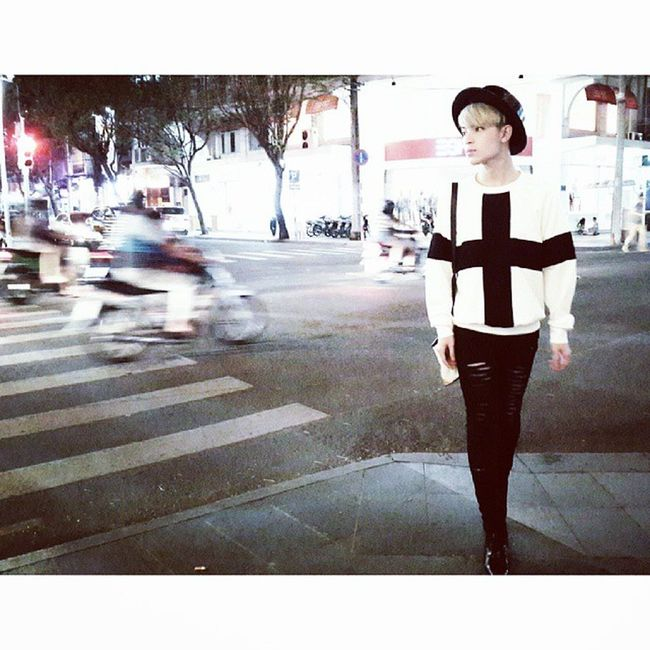 My second sweater in first collection by Kelbinlei Happy Halloween everybody xoxo