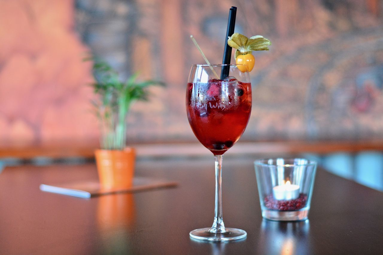 Alcohol Berry Fruit Close-up Cocktail Cocktails Day Drink Drinking Glass Drinking Straw EyeEm EyeEm Gallery Focus On Foreground Food And Drink Freshness Fruit GIN Mint Leaf - Culinary No People Outdoors Refreshment Table Tonic Water