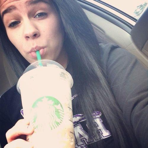 Yummy Caramel Frappe ❤❤ #Starbucks