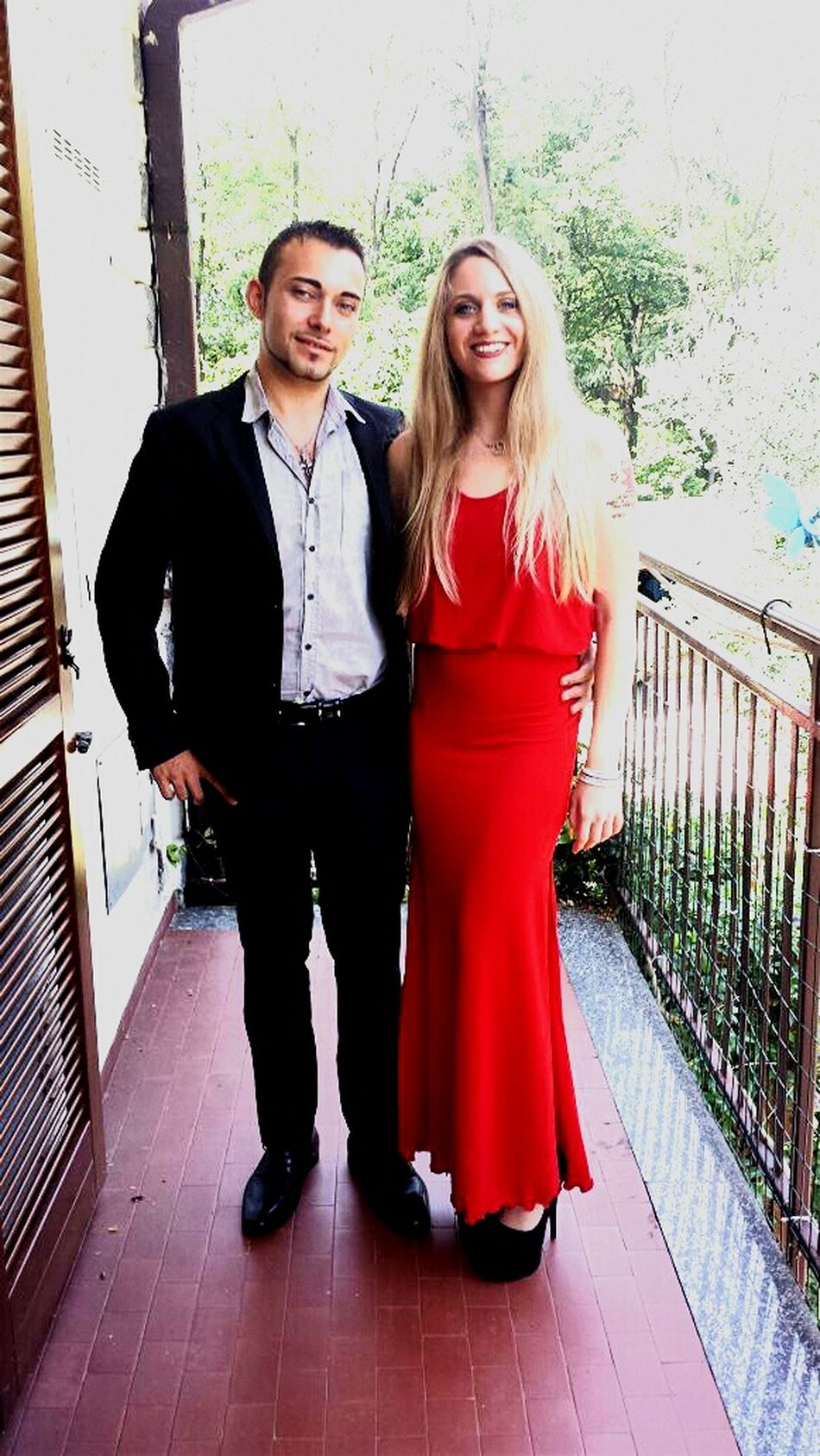 wedding day ♡ Wedding Reddress IoEte Aspettandoilnostro Quasi5annidinoi Tiamo❤️⚓️👏 Loveyousomuch❤❤❤
