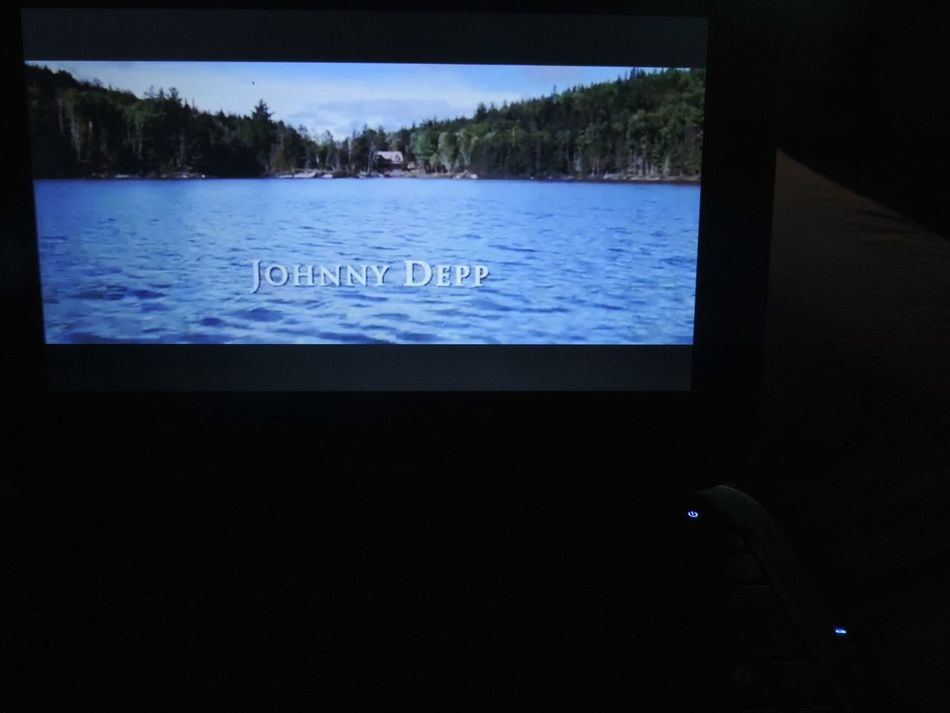 MOVIE Johnny Depp Secret Window Stephen King