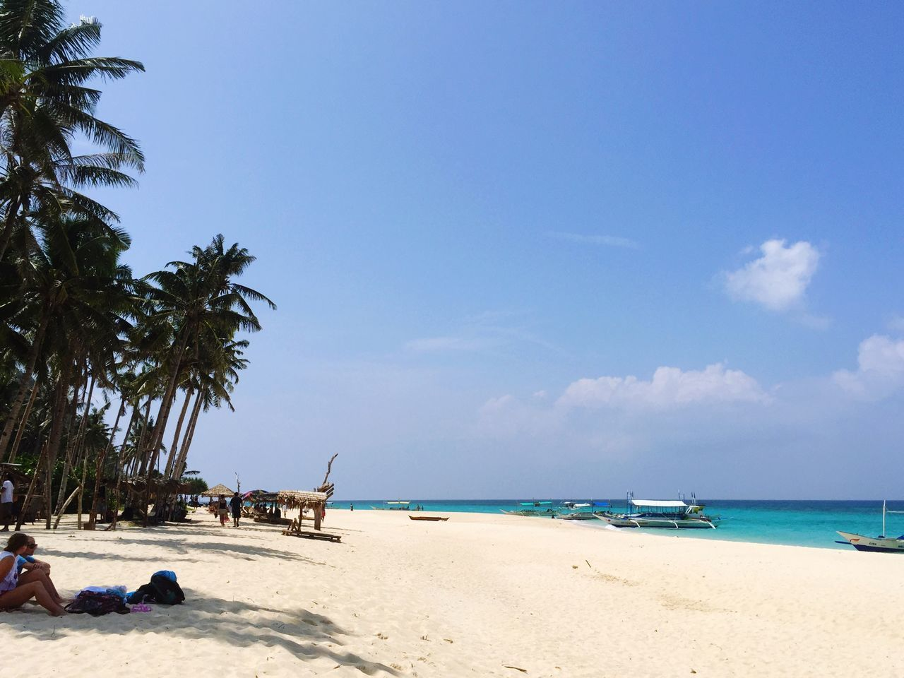 My Favorite Place . Boracay Island, Philippines Kula Beach Holiday Calm