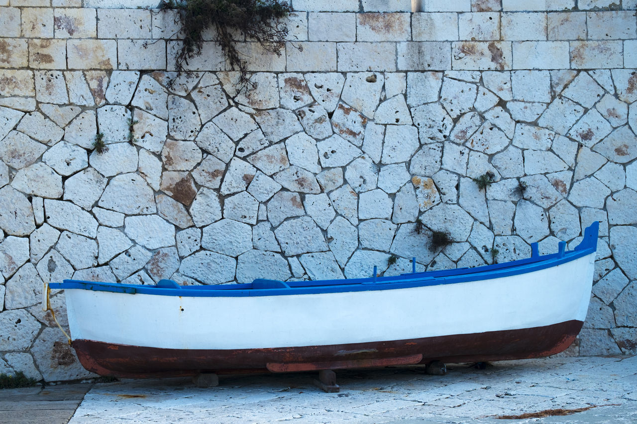 Architecture Boat Boats⛵️ Close-up Day Fishing Fishing Boat Fishing Time Fishing Village Italy Nautical Nautical Theme Nautical Vessel No People Otranto Outdoors Puglia Salento