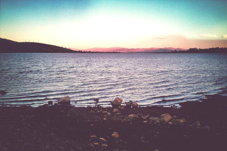 y si tuvieramos mar?? Landscape Lake Sky