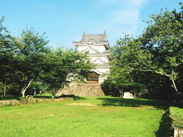 Uwajima Castle Uwajima Castle Japanese Castle