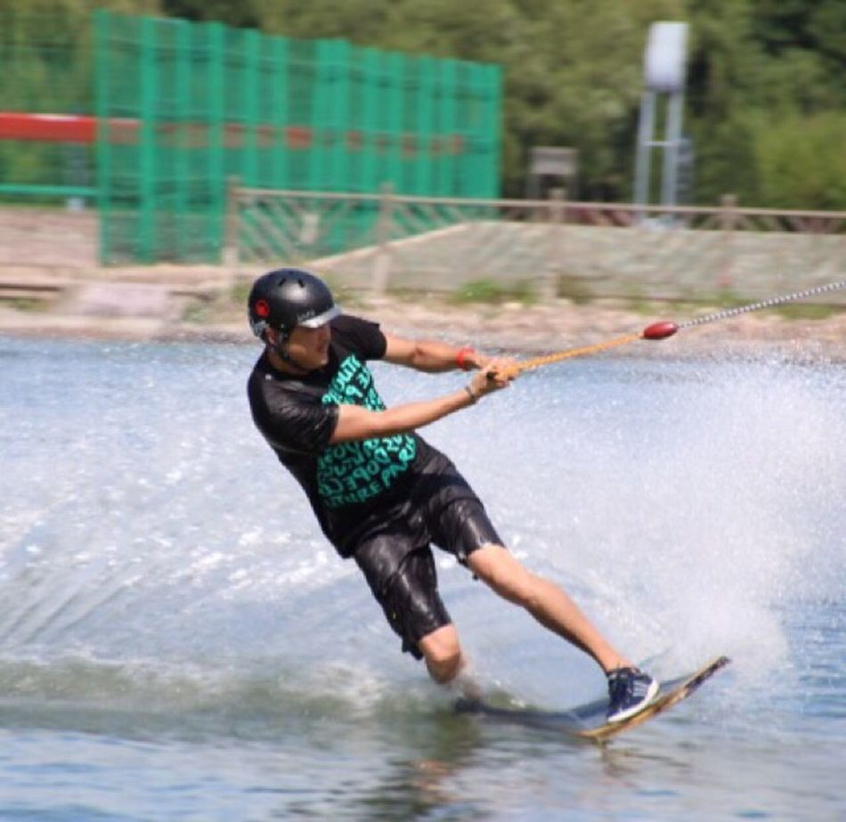 Wake - Water Water Sports Wakeskate Wakeskater action sports