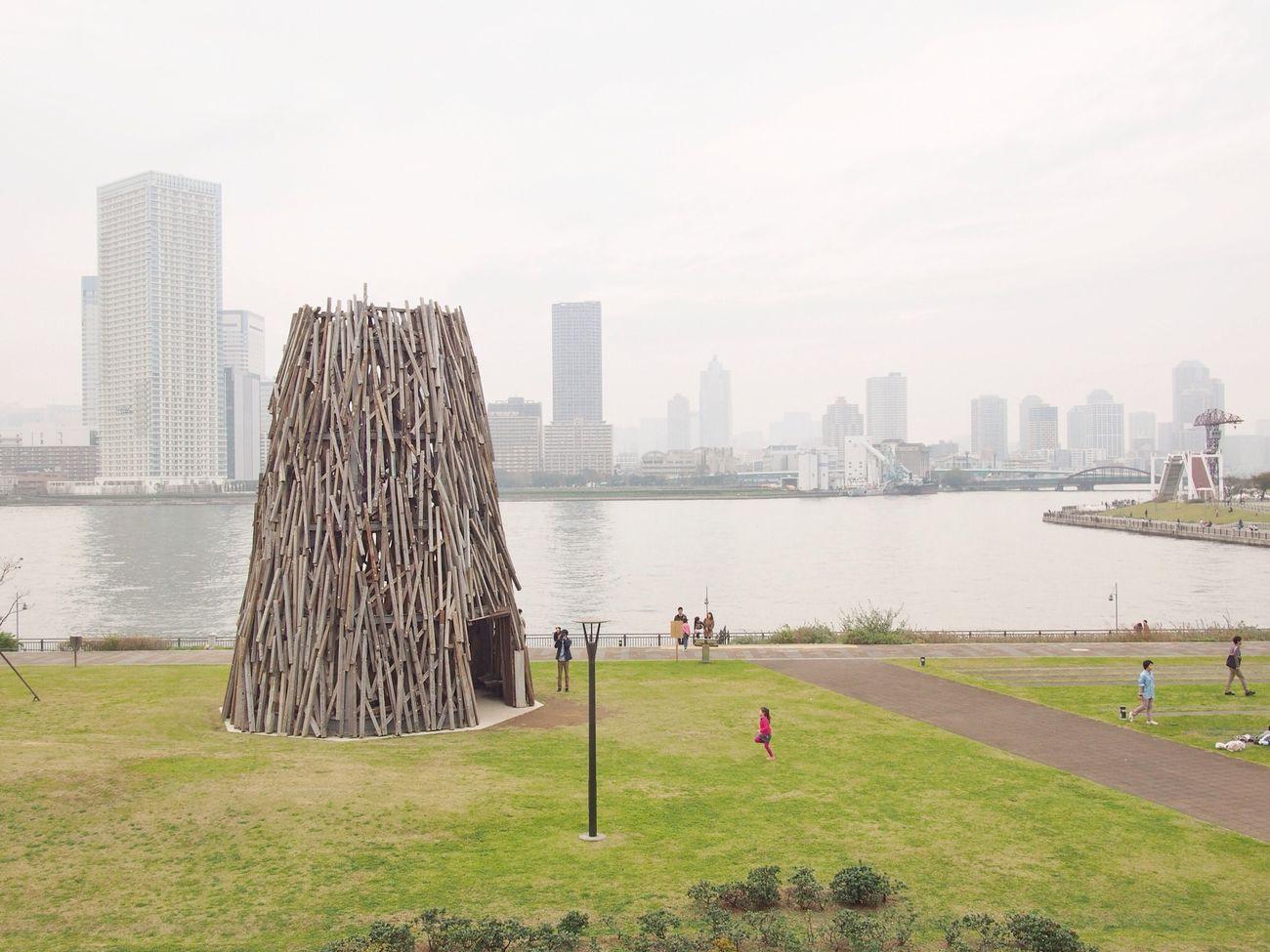 Landscape Exhibition Art Architecture