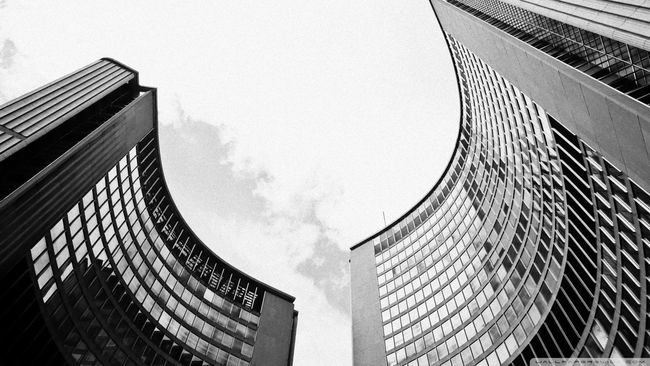 Architecture Blackandwhite Photography Building Builidings Built Structure City City Escape Day EyeEm EyeEmBestPics Low Angle View Mood No People Office Building Outdoors Sky Skyscraper Tall - High Tourism
