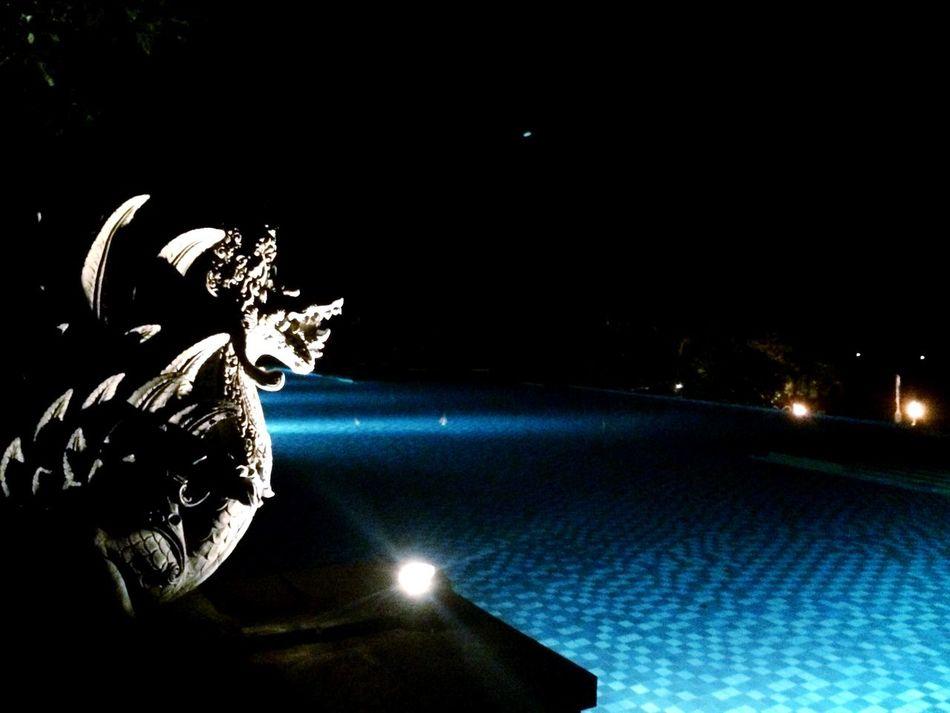 Ayanaresort Bali Poolside