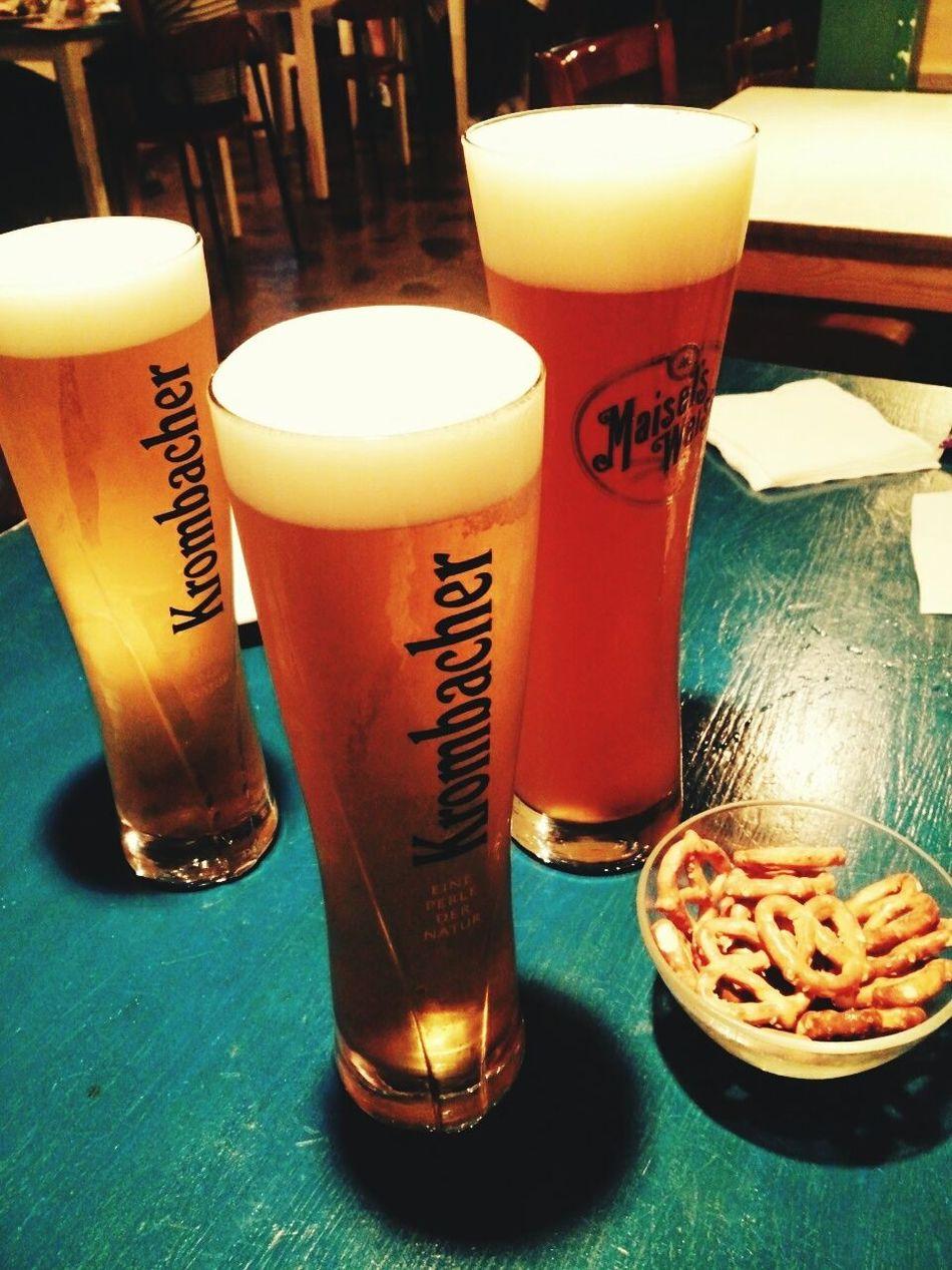 여름엔 역시 맥주. Beer Krombacher