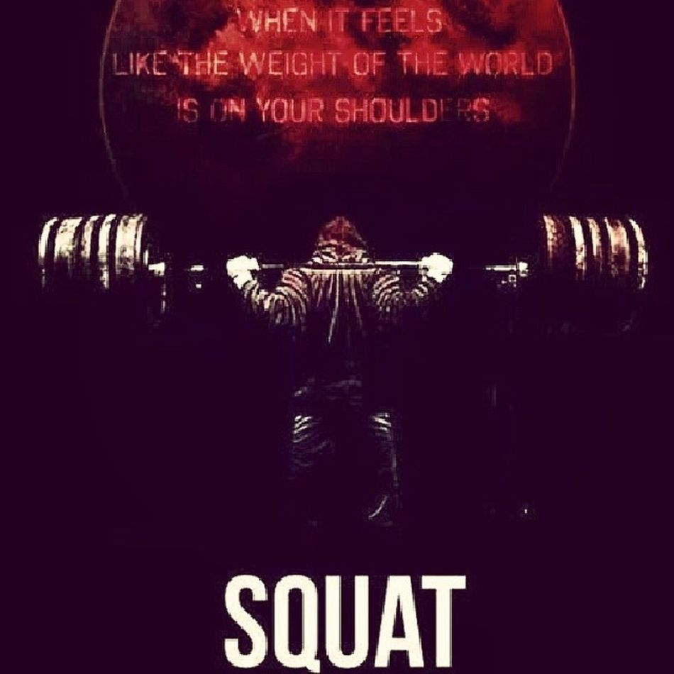 For all those that feel me.. Squat Hatelegdayforreal Butsquatanyway Thatassthough youknowwhoyouare