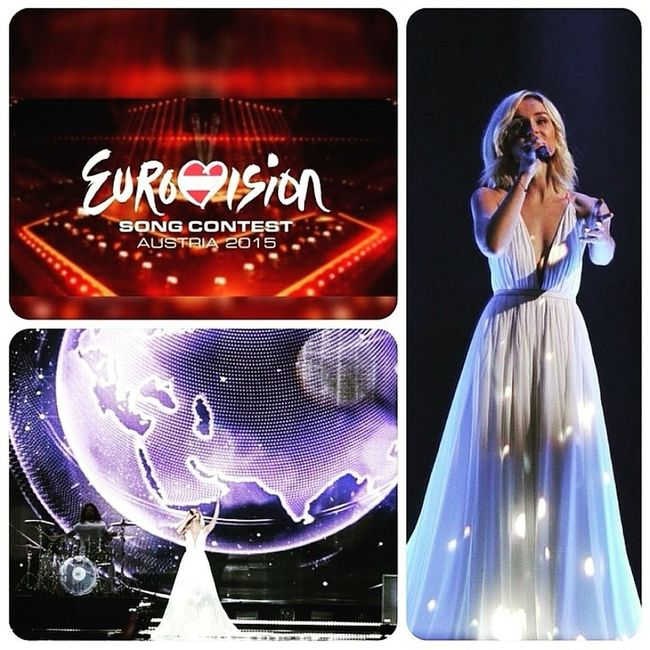 Eurovision2015 Amillionvoices Polinagagarina Thebest Eurovision Russia россия Russia Russian Girl