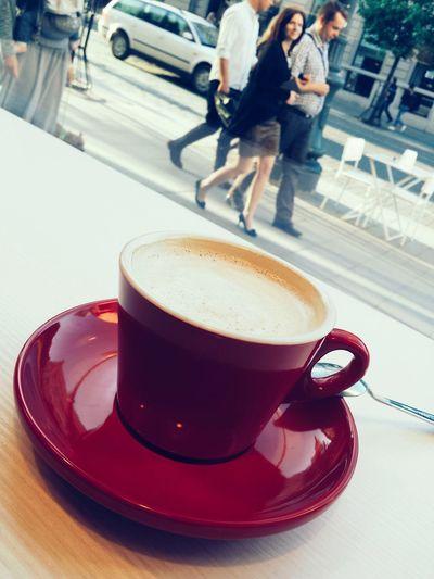 Kava pirmadienį.! First Eyeem Photo