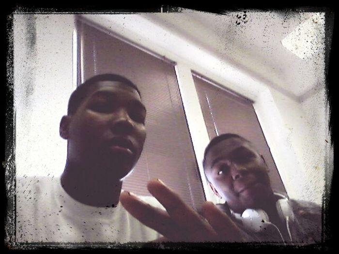 N Class With My Nigga From Bamma