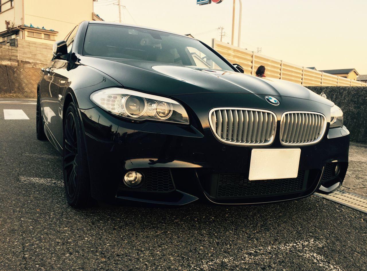 BMW Active Hybrid 5 Cae Sunset Wakayama,japan