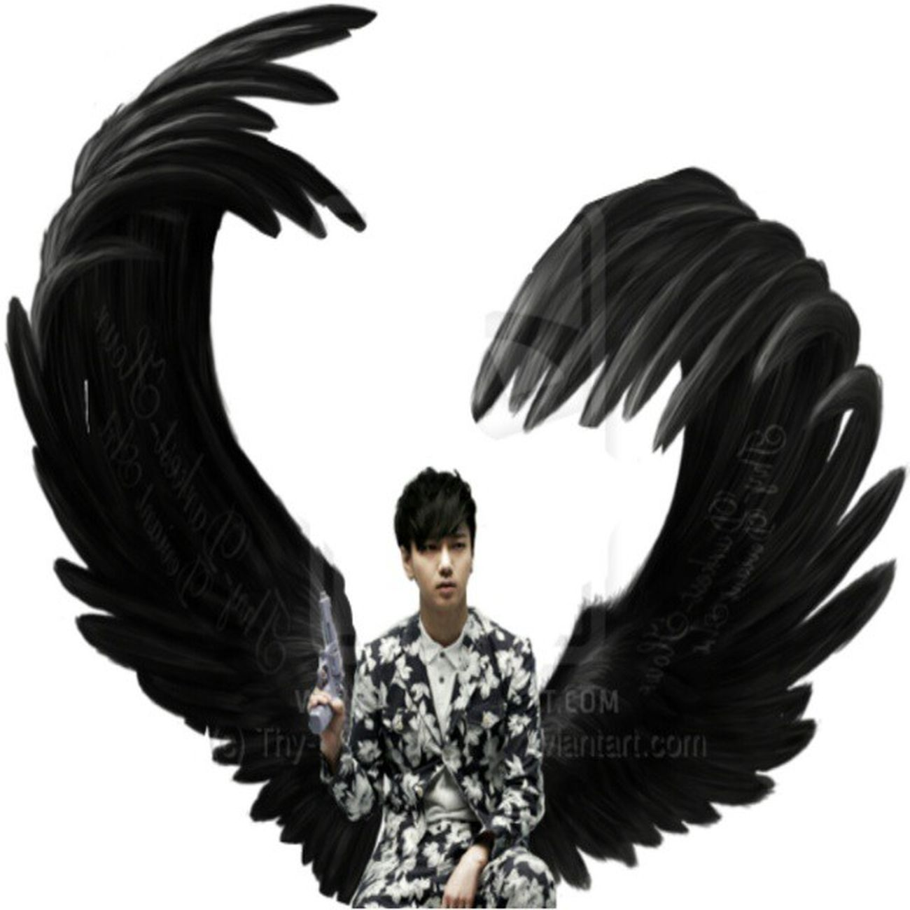 JongWoonStyle Darkangel KIMJONGWOON ...COOL
