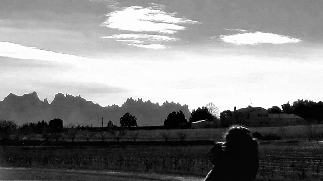 Al Fons Montserrat MontanyaMontserrat Romantic Landscape Landscape_Collection Landscape_photography Lonely Girl Catalunyaexperience Catalonia Catalunya