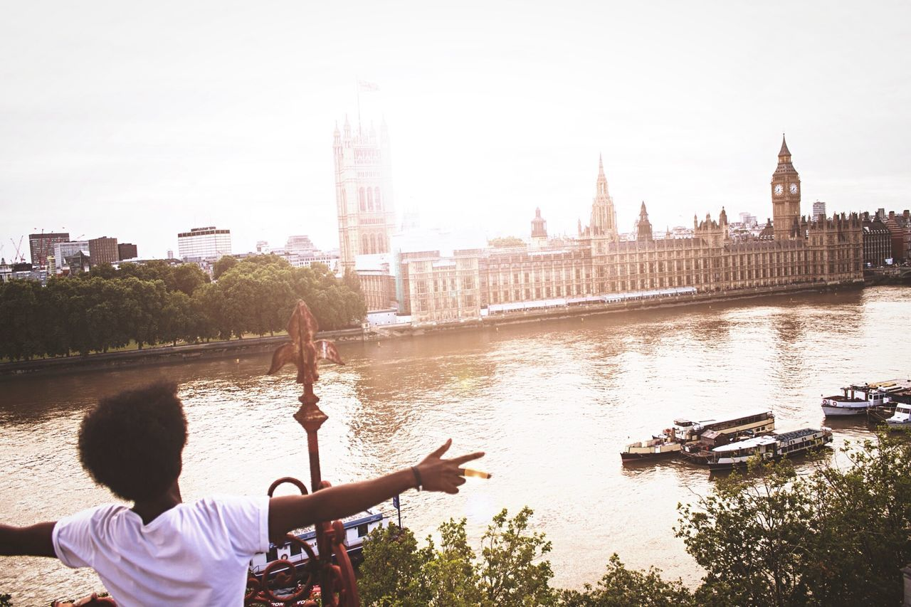 Beautiful stock photos of london, Architecture, Arms Outstretched, Boys, Building