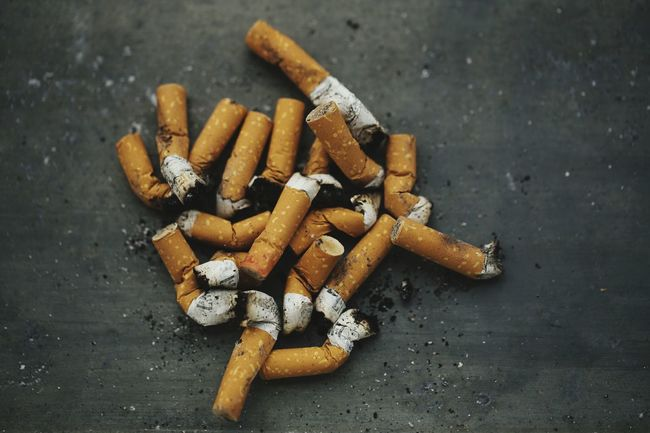 No People Close-up Zigaretten Cigaretts Cigarette  Cigarette Stubs Cigarette Smoking